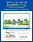WEST PALMETTO BUSINESS PARK